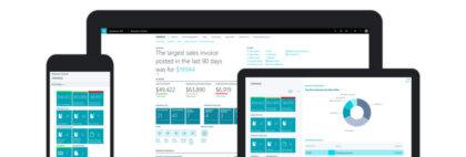 Microsoft Dynamics NAV bliver til Business Central