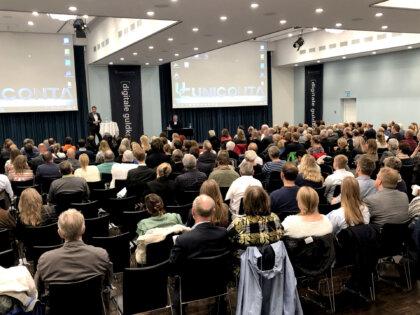 """2 forrygende dage med Uniconta og """"Digitale Guldkorn"""" i København"""