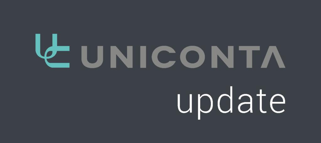 DataComfort Uniconta update